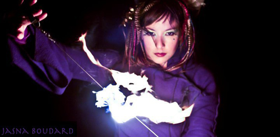Photo of Ali Luminescent